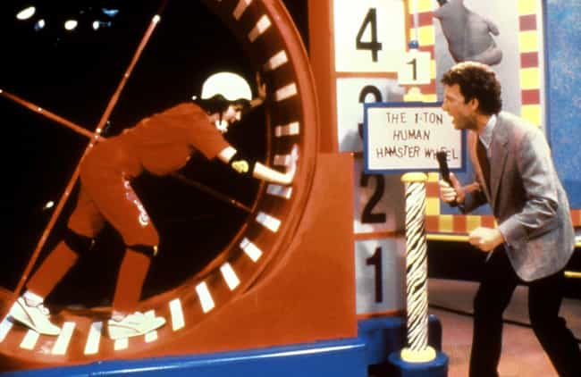 Sometimes The Crew Forgo... is listed (or ranked) 6 on the list Apparently, Being A Contestant On Nickelodeon's Double Dare Was Utterly Disgusting