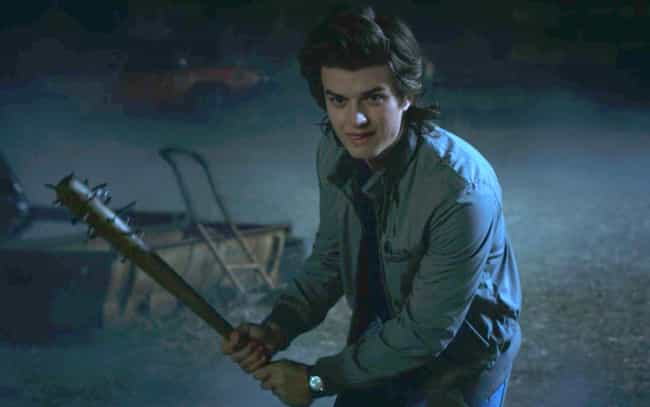 Steve Harrington is listed (or ranked) 2 on the list Hateable Characters From TV And Movies That Unexpectedly Made You Swoon