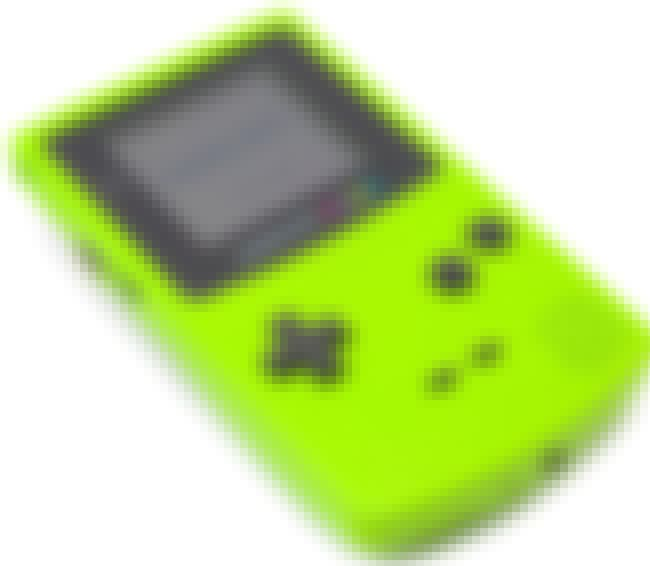 Gameboy is listed (or ranked) 3 on the list Retro Toys For Your Friend That Can't Stop Thinking About 'The Good Old Days'
