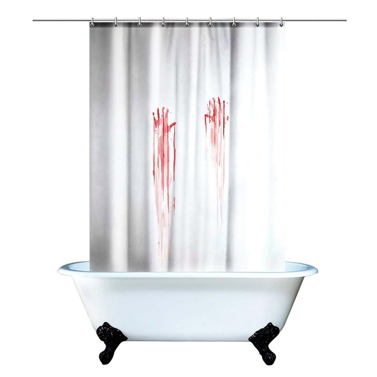 Spinning Hat Bloodbath Shower  is listed (or ranked) 2 on the list Unusual Gifts Perfect For People Who Love Any And All Things Creepy