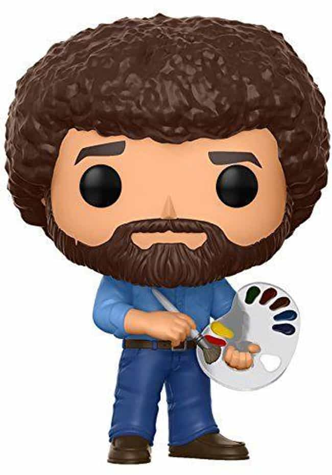 Funko Bob Ross is listed (or ranked) 1 on the list Obscure And Hilarious Funkos You Had No Idea You Needed