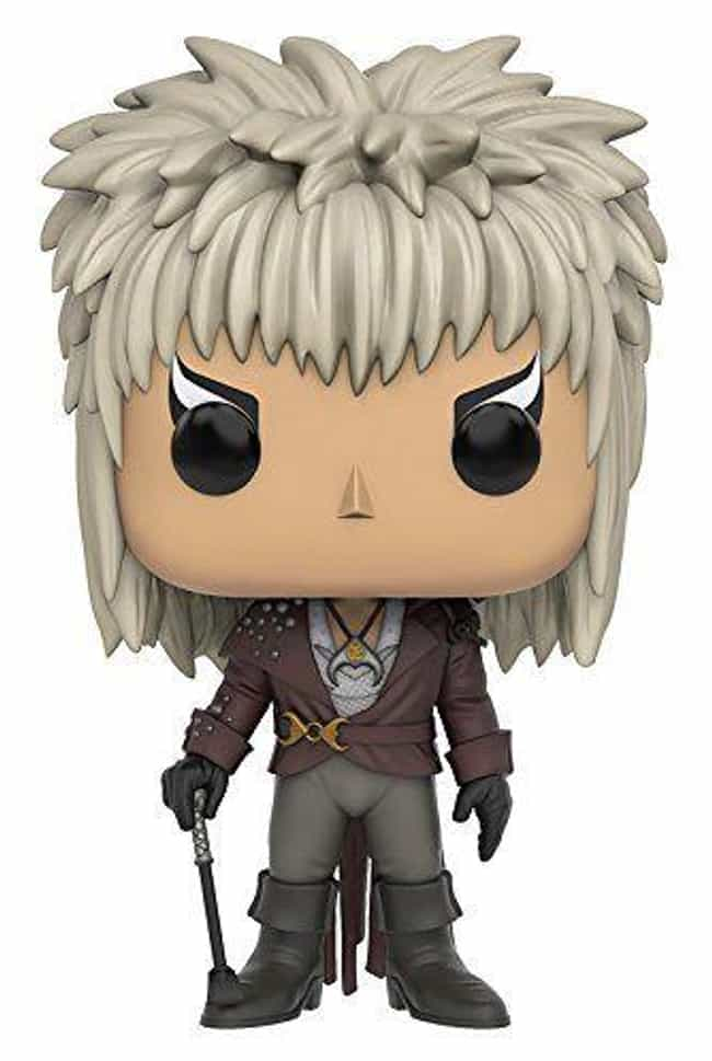 Funko Jareth is listed (or ranked) 2 on the list Obscure And Hilarious Funkos You Had No Idea You Needed