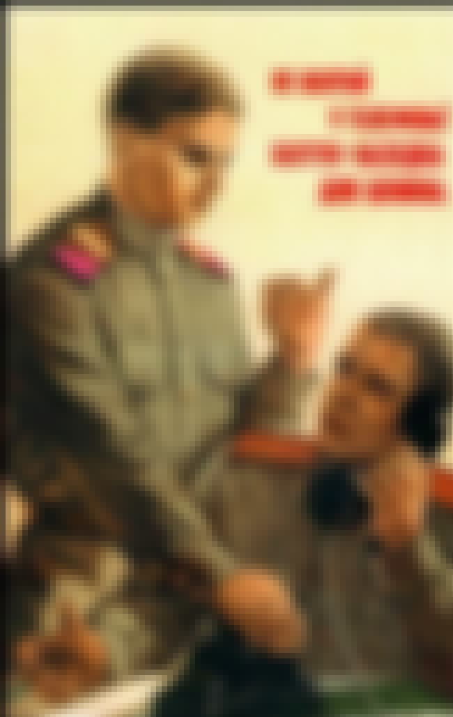 Take Me Out Back is listed (or ranked) 4 on the list Soviet Propaganda Art That Was Unintentionally (Or Maybe On Purpose?) Homoerotic