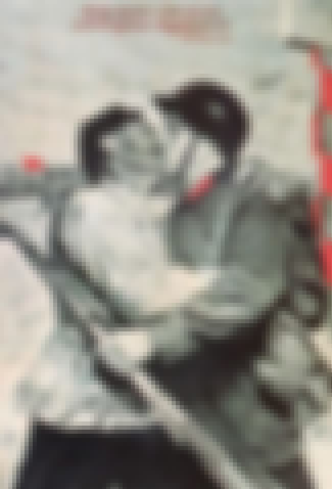 Kiss Me You Fool is listed (or ranked) 2 on the list Soviet Propaganda Art That Was Unintentionally (Or Maybe On Purpose?) Homoerotic