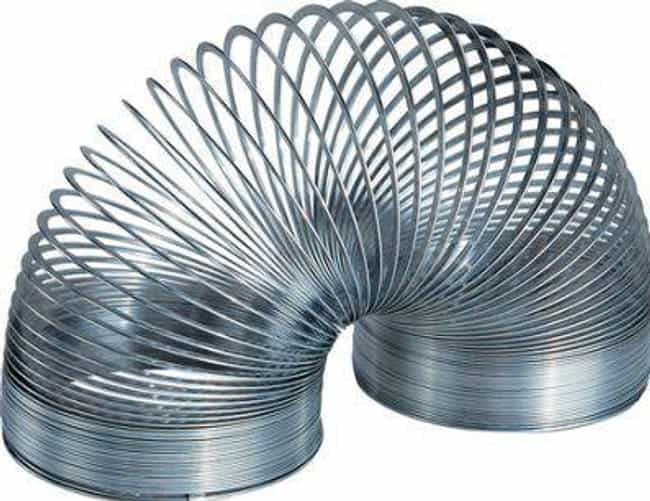 Slinky is listed (or ranked) 3 on the list Retro Toys For Your Friend That Can't Stop Thinking About 'The Good Old Days'
