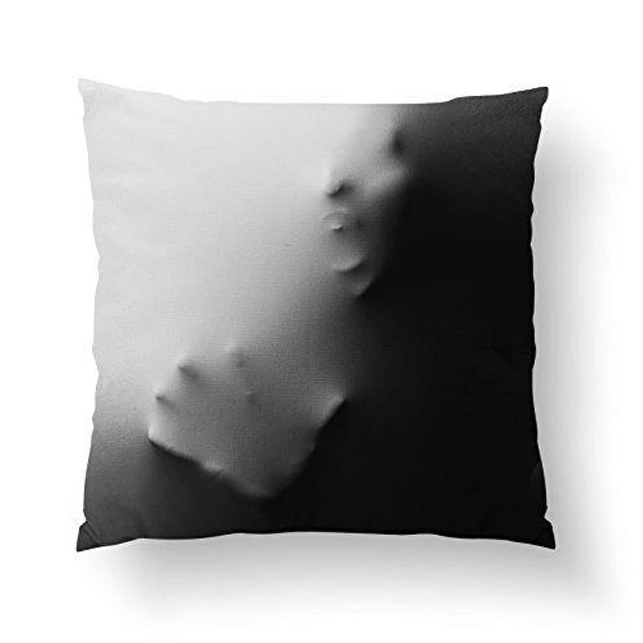 Poltergeist Pillow Cover is listed (or ranked) 1 on the list Unusual Gifts Perfect For People Who Love Any And All Things Creepy