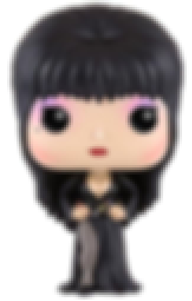 Funko Elvira is listed (or ranked) 4 on the list Obscure And Hilarious Funkos You Had No Idea You Needed