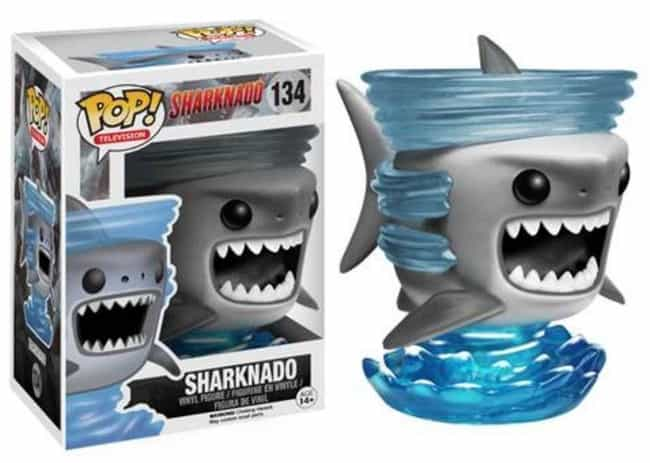 Funko Sharknado is listed (or ranked) 4 on the list Obscure And Hilarious Funkos You Had No Idea You Needed