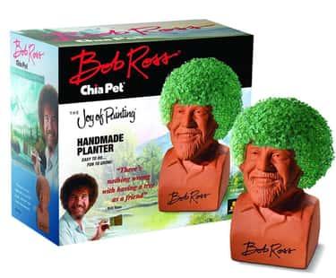 Chia Bob Ross