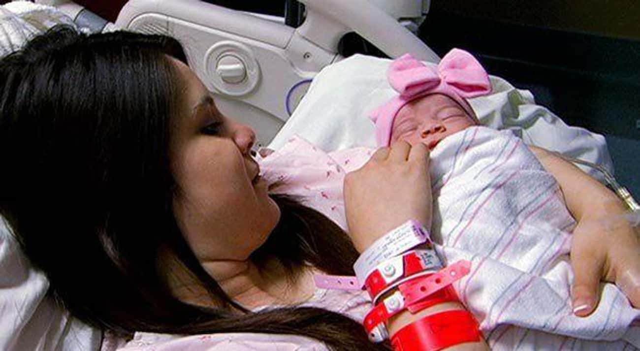 Ashley Salazar is listed (or ranked) 4 on the list Craziest Episodes Of 16 And Pregnant