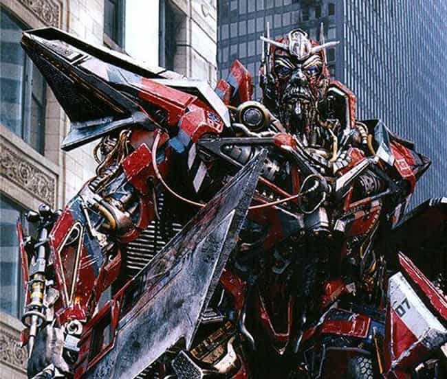 Transformers: Dark Of Th... is listed (or ranked) 6 on the list Genius Foreshadowing You Never Noticed In Your Favorite Sci-Fi Movies
