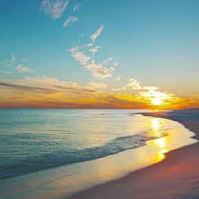Navarre Beach - Florida's Best is listed (or ranked) 22 on the list The Best Beaches in Florida
