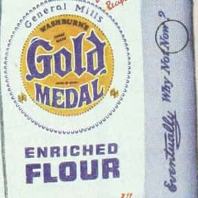 Gold Medal All-Purpose Flour is listed (or ranked) 22 on the list The Most Nostalgia-Inducing Thanksgiving Brands