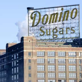 Domino Sugar is listed (or ranked) 21 on the list The Most Nostalgia-Inducing Thanksgiving Brands