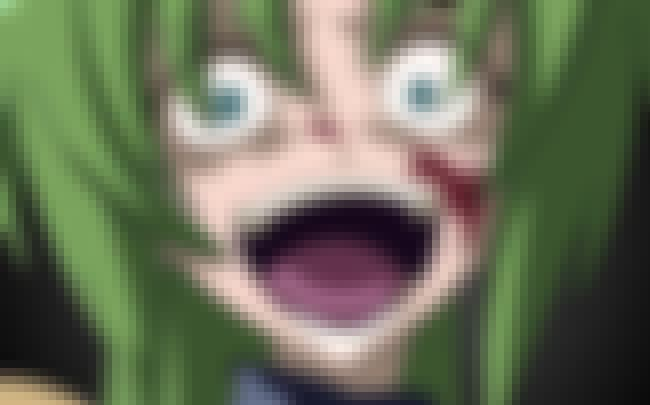 Shion Sonozaki – Higurashi: Wh... is listed (or ranked) 2 on the list The 15 Most Mentally Unstable Anime Characters of All Time