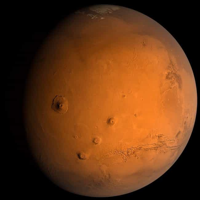 It Snows On Mars is listed (or ranked) 4 on the list Mind-Blowing Facts About Space That Sound Made Up, But Are Totally 100% Real