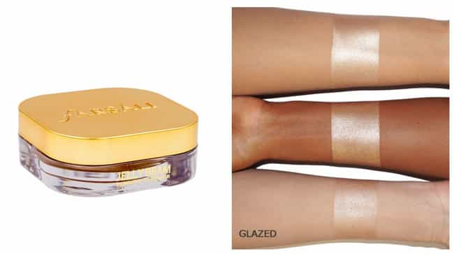 Jelly Beam Highlighter By Fars... is listed (or ranked) 2 on the list Beauty Products For Girls Obsessed With Gold