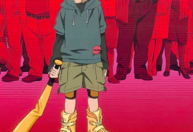 Paranoia Agent Is Terrifying I... is listed (or ranked) 2 on the list 12 Reasons You Should Watch Paranoia Agent