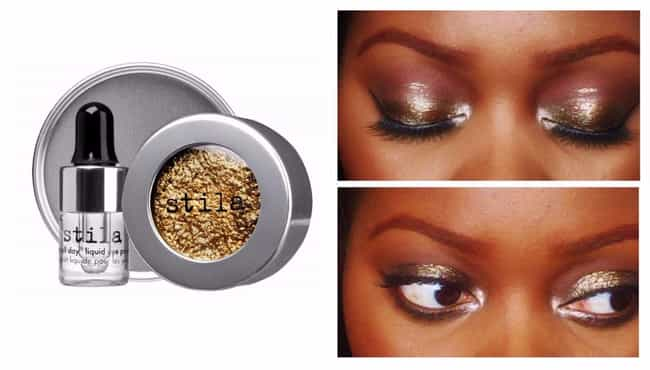 Magnificent Metals Eyeshadow I... is listed (or ranked) 4 on the list Beauty Products For Girls Obsessed With Gold