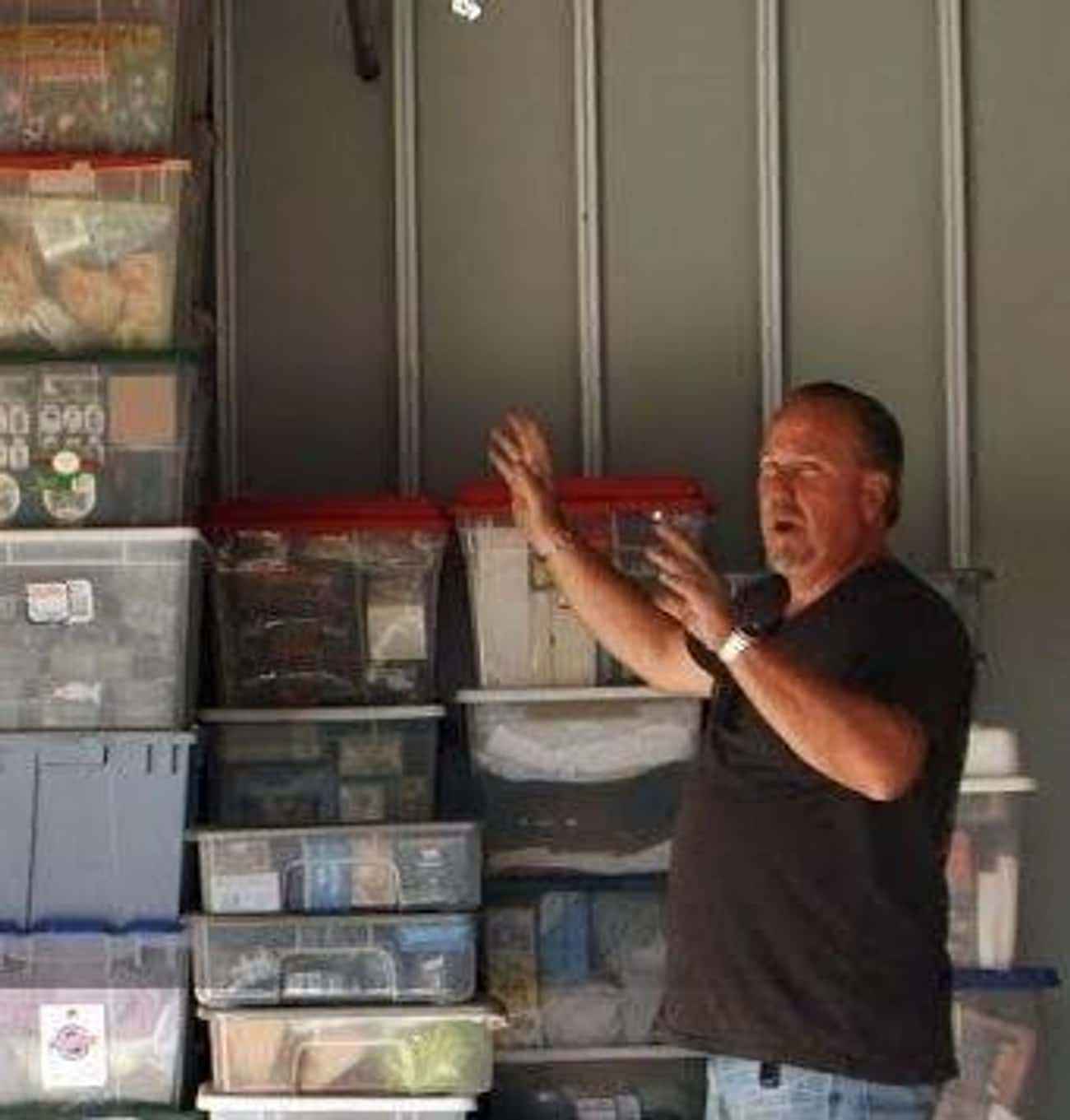 Valuable Items Are Planted is listed (or ranked) 3 on the list Storage Wars Is Yet Another Reality TV Show That Is Almost Completely Staged