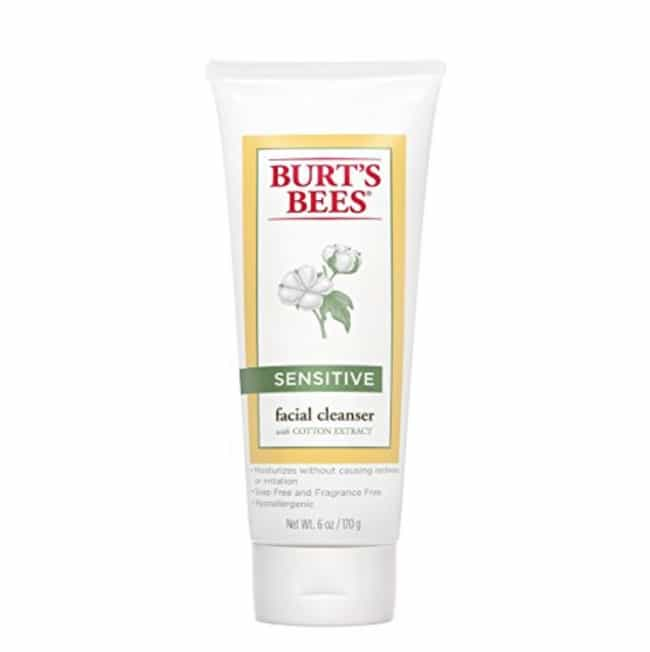 Burt's Bees Sensitive Faci... is listed (or ranked) 2 on the list Makeup Tips That Will Make A World Of Difference For Your Sensitive Skin