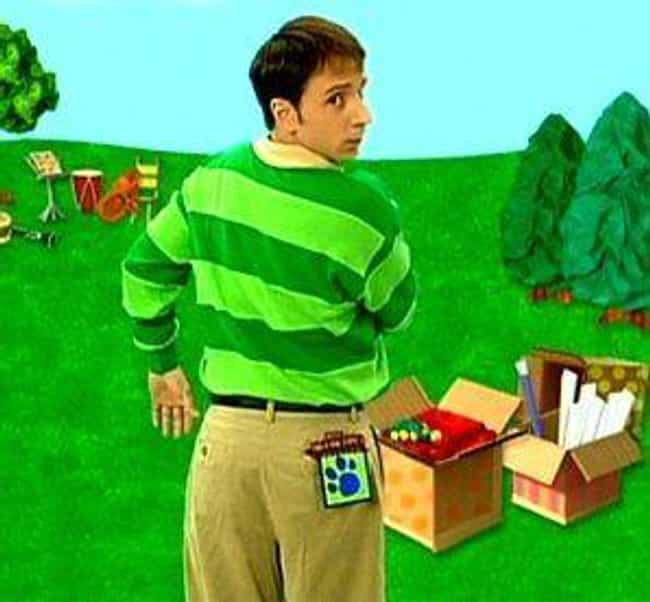 Steve From Blues Clues Quit The Show Because They Wanted Him To