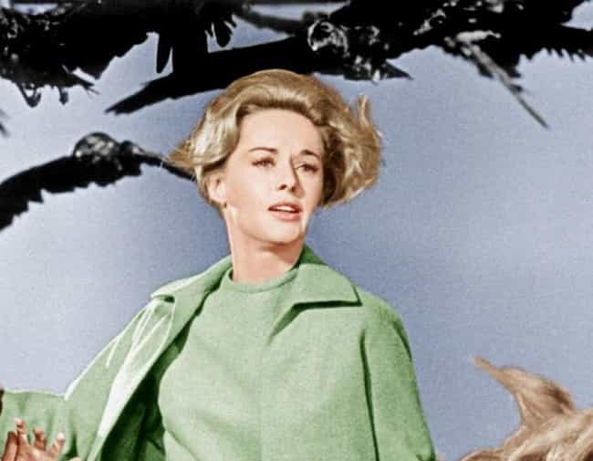 Hitchcock Lied To Tippi ... is listed (or ranked) 3 on the list Alfred Hitchcock Had A Complicated Relationship With Tippi Hedren While Filming 'The Birds'