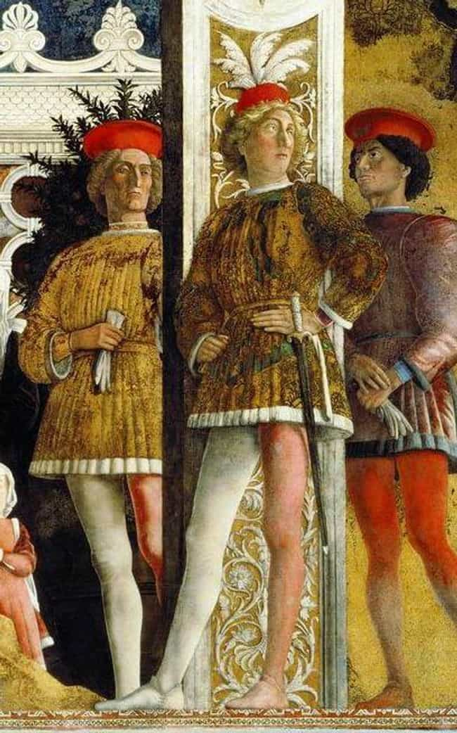 Don't Be Tempted By Thighs... is listed (or ranked) 3 on the list Weird Things That Early Christianity Regarded As Sexual Sins