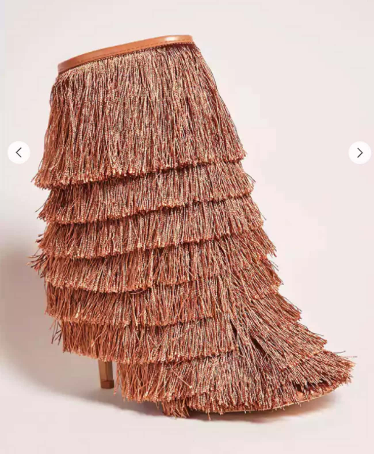 Booties For When You Feel Like is listed (or ranked) 2 on the list Times Forever 21 Took Things Way Too Far