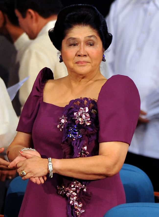 Imelda Marcos Is The International Thief You\'ve Never Heard Of