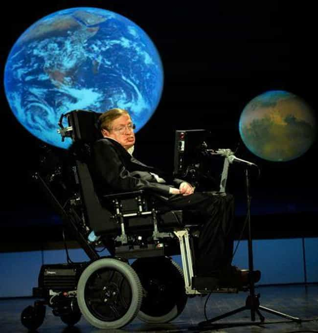 Stephen Hawking Warns That Art... is listed (or ranked) 1 on the list Stephen Hawking Issues Terrifying Warning About Artificial Intelligence