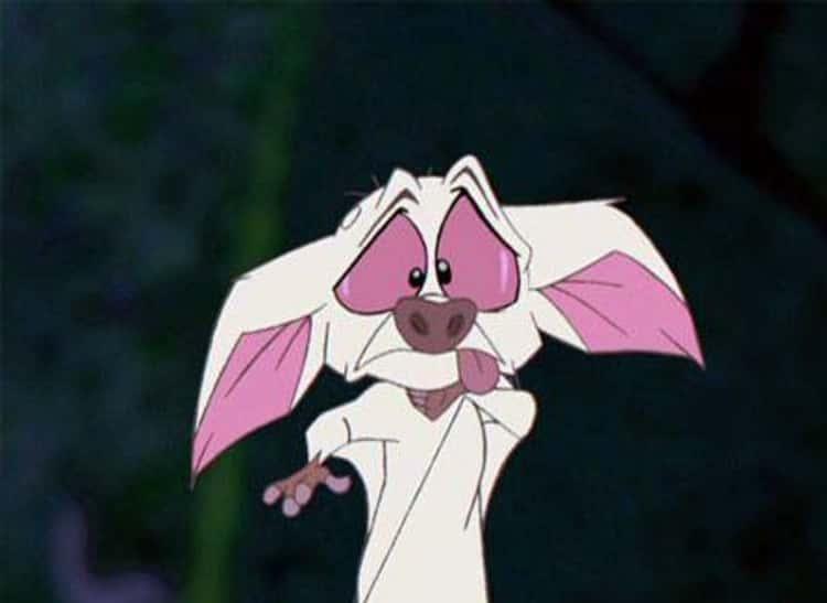 It S Time To Admit The Cartoon Anastasia Was Unspeakably Weird