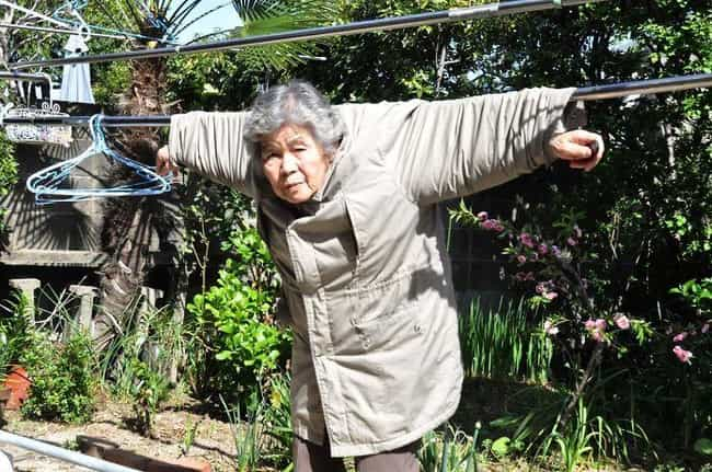 Even Grandmas Hang Out E... is listed (or ranked) 1 on the list An 89-Year-Old Granny Just Found Photography, And Her Self-Portraits Are Hilariously Heartwarming