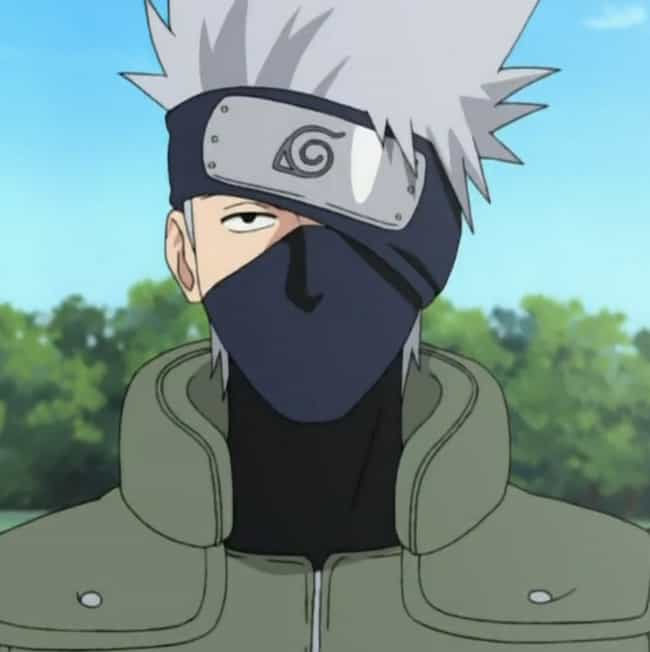 At One Point, Kakashi Had A Ca... is listed (or ranked) 5 on the list 20 Things You Didn't Know About Naruto