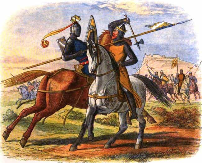 Robert The Bruce Kicked Off Th... is listed (or ranked) 3 on the list Sorry William Wallace, In Real Life, Robert The Bruce Was The True Violent Hero Called Braveheart