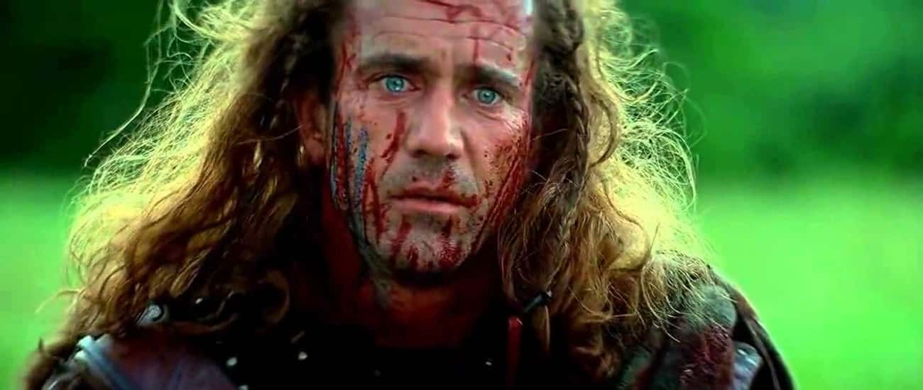 Let's Get One Thing Straight: This Guy Wasn't Braveheart. Robert The Bruce Was Braveheart