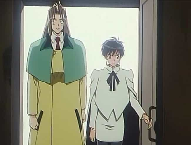 Milly Thompson Looks Like She ... is listed (or ranked) 1 on the list Anime Characters Who Are Not the Height You Thought They Were