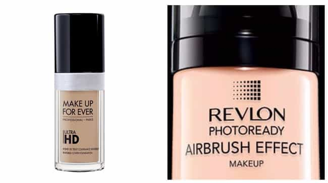 Makeup Forever Hd Vs Revlon Photoready Brownsvilleclaimhelp