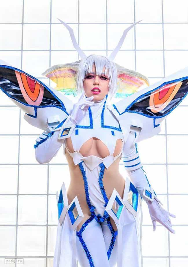 This Ragyo Costume Is Ab... is listed (or ranked) 8 on the list Kill La Kill Cosplay That Will Tear You To Shreds