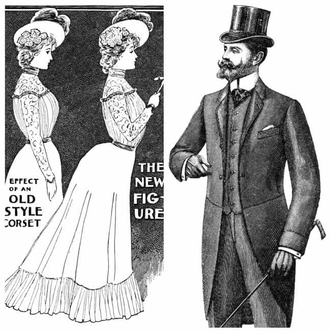 The Early 1900s Champion... is listed (or ranked) 1 on the list These Were The Ideal Beauty Standards For Men And Women Throughout The 20th Century