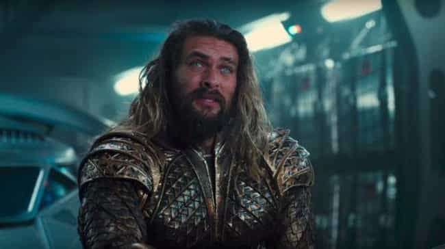 Aquaman's Hilarious Conf... is listed (or ranked) 1 on the list All The Easter Eggs And References You Missed In 'Justice League'