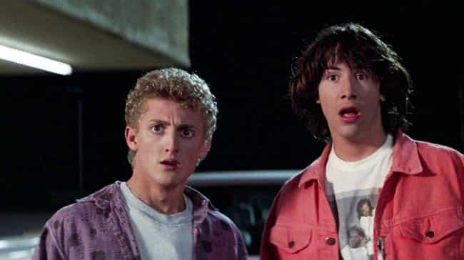 Keanu Says Bill And Ted 3 Is I... is listed (or ranked) 4 on the list Hollywood Has Been Desperately Trying To Make Sequels To Your Favorite '80s Movies For Decades