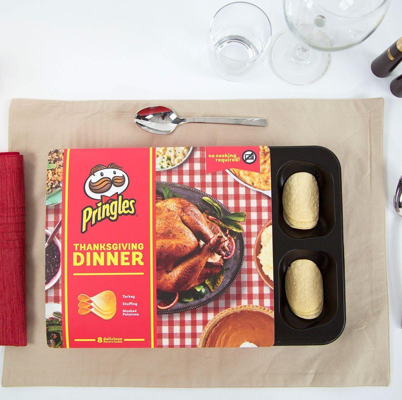 Pringles Thanksgiving Dinner on Random Best Pringles Flavors