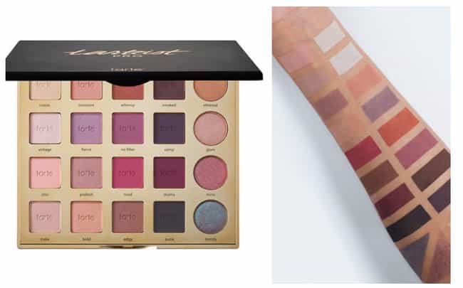 Tarteist Pro Amazonian Clay Pa... is listed (or ranked) 2 on the list God-Tier Palettes Every Makeup Junkie Would Kill For