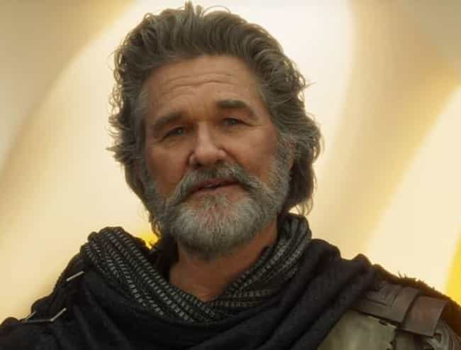 Ego The Living Planet Isn'... is listed (or ranked) 5 on the list The Elders Of The Universe Are The Most Important Characters In Marvel Movies You Know Nothing About