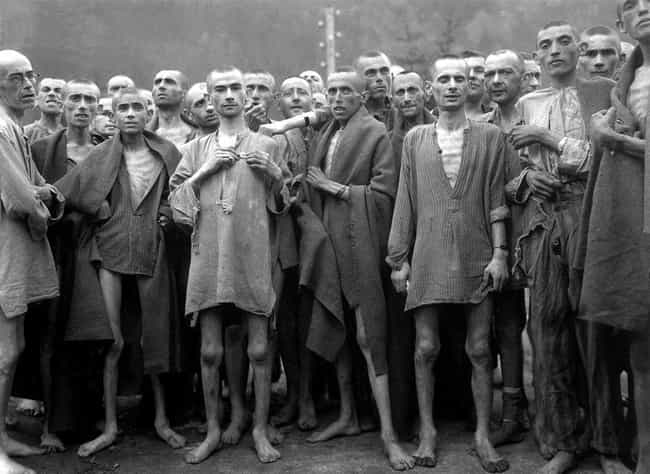Some Prisoners Allegedly Resor... is listed (or ranked) 10 on the list Over 122,000 People Died Climbing The 'Stairs Of Death' In This Lesser-Known Concentration Camp