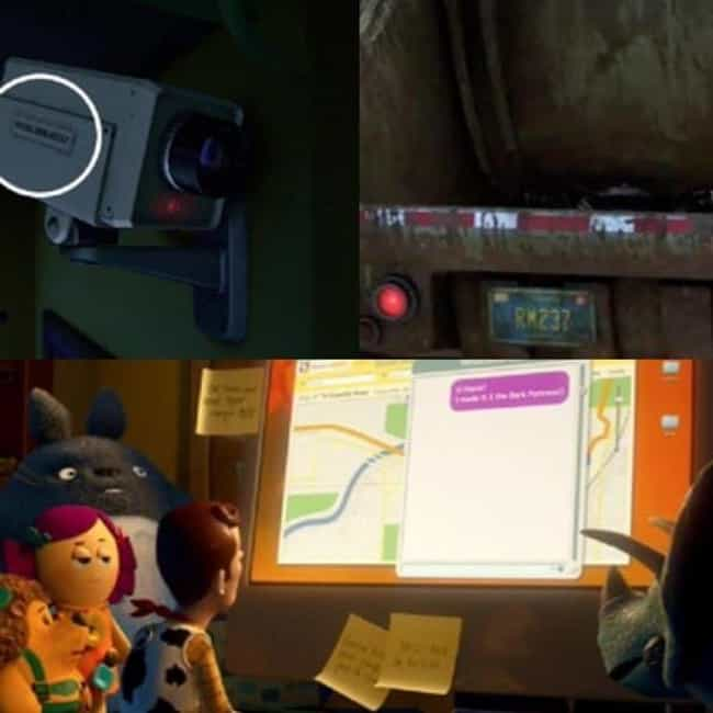 Room 237 - Toy Story 3 is listed (or ranked) 2 on the list This Pixar Director Includes References To 'The Shining' In Each Of His Movies, Including 'Coco'