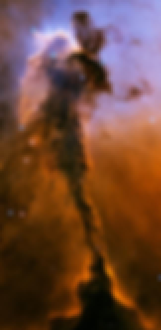The Fairy Of The Eagle Nebula is listed (or ranked) 4 on the list 26 Beautiful Nebula Photos That Show Just How Beautiful The Cosmos Can Be