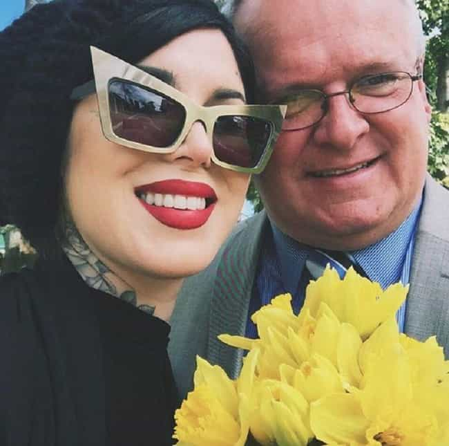 Her Parents Were Mission... is listed (or ranked) 3 on the list 14 Things You Didn't Know About Kat Von D