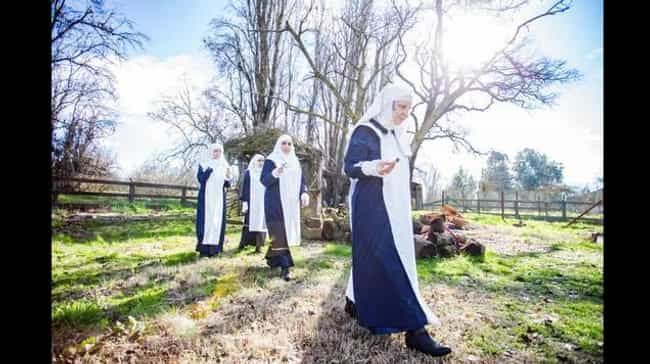 "They Believe In The Healing Po... is listed (or ranked) 2 on the list Narco Nuns: Sisters Make Oil And Soap From Cannabis Believing It Is A ""Gift From God"""